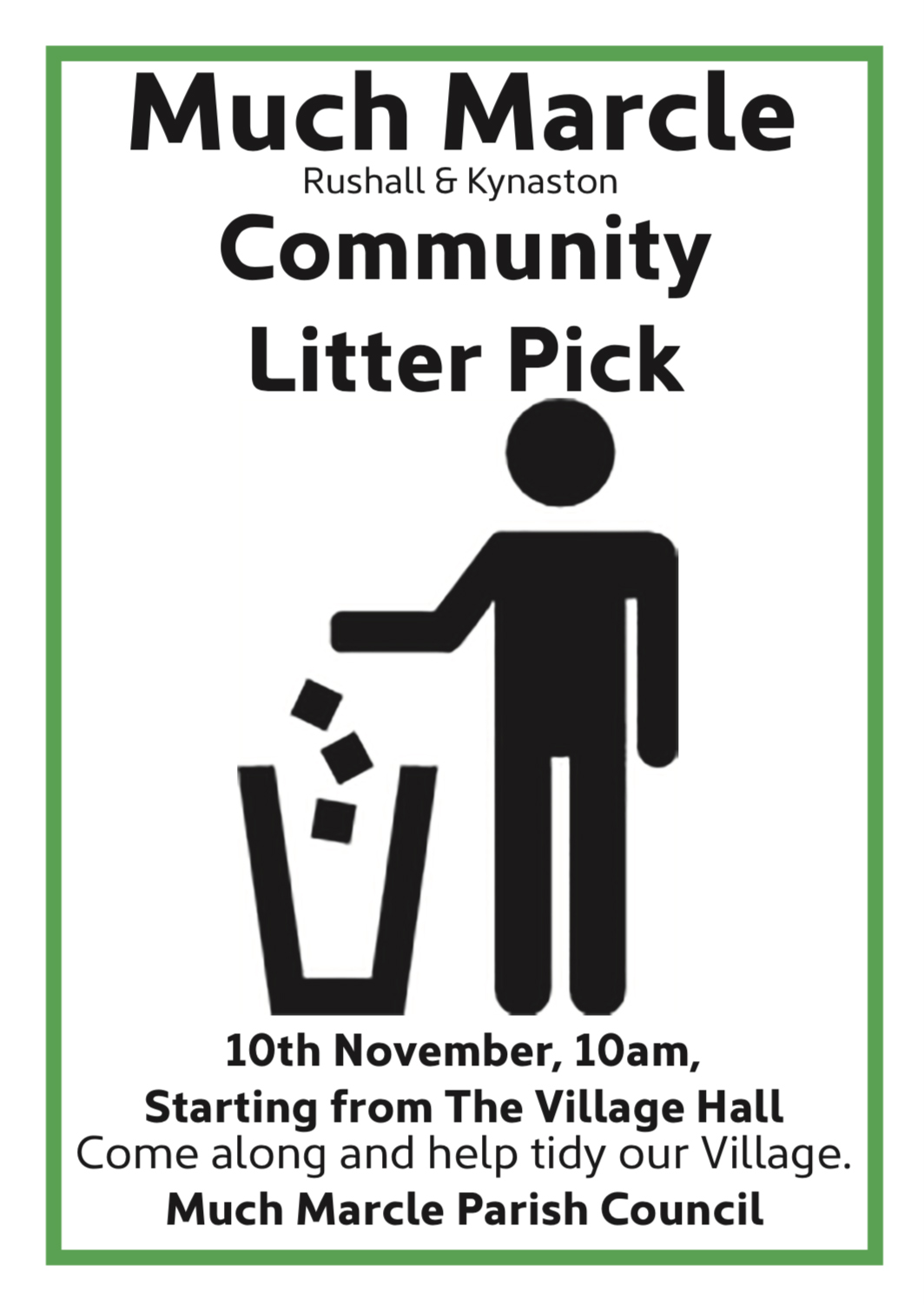 litter Pick 2018 preview