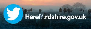Herefordshire Council Twitter Feed